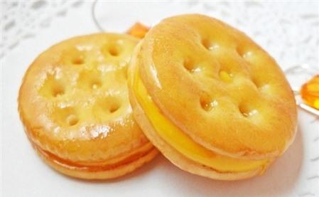 Kết quả hình ảnh cho Pho mát và bánh quy giòn